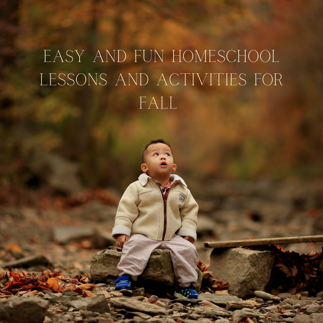 Autumn Activities for Preschool and Kindergarten by TamarBlogs